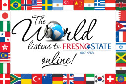 The World Listens to KFSR Online!